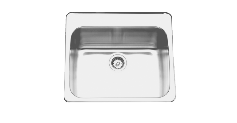 Drop In Sink: ALBS7305P-1 - Franke