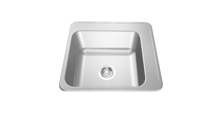 Drop In Sink: LBRS4608P-1 - Franke