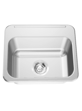 Drop In Sink: LBS9408P-1 - Franke