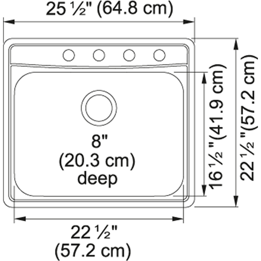 Franke Fast In Sink : in sink downwards until you hear a click this means the pre attached ...