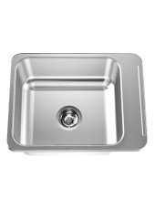 Drop In Sink: LRS4608P-1 - Franke
