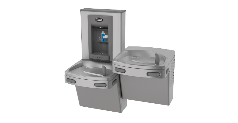 Chilled Drinking Fountain: KEP8ACSL-SBF-STN - Franke