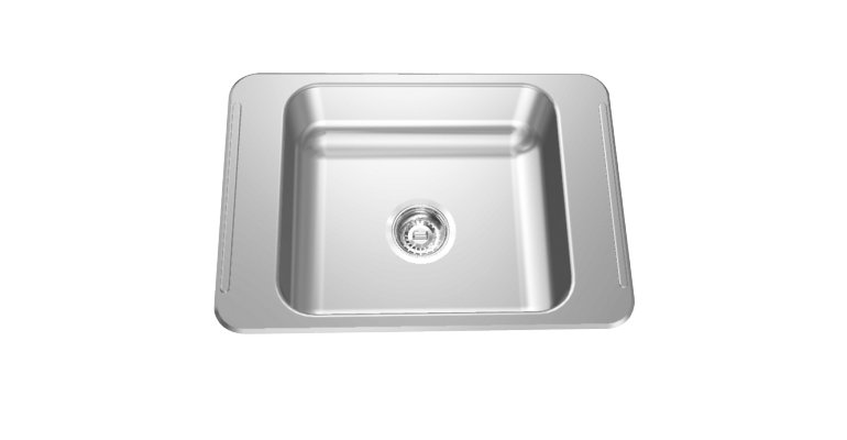 Drop In Sink: ALHS4606P-1 - Franke