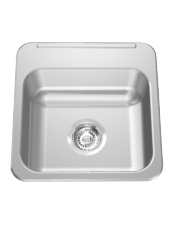 Drop In Sink: ALBS1306P-1 - Franke