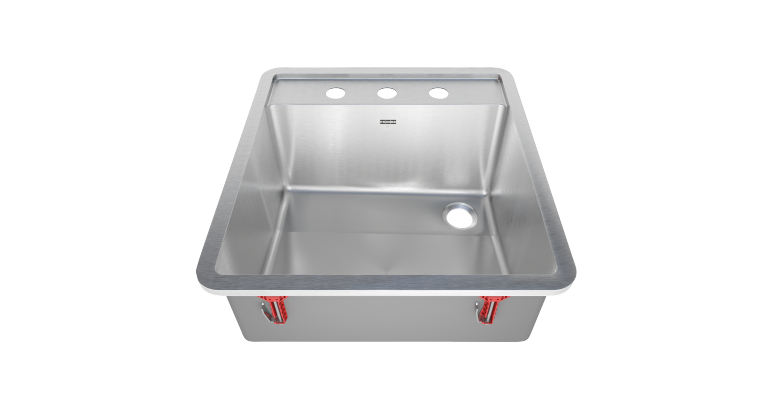 Scullery Sink: RDL2436-1 - Franke