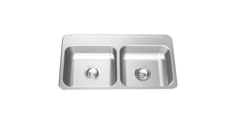 Drop In Sink: ALBD1306P-1 - Franke