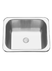 Drop In Sink: S9106/316P-3 - Franke