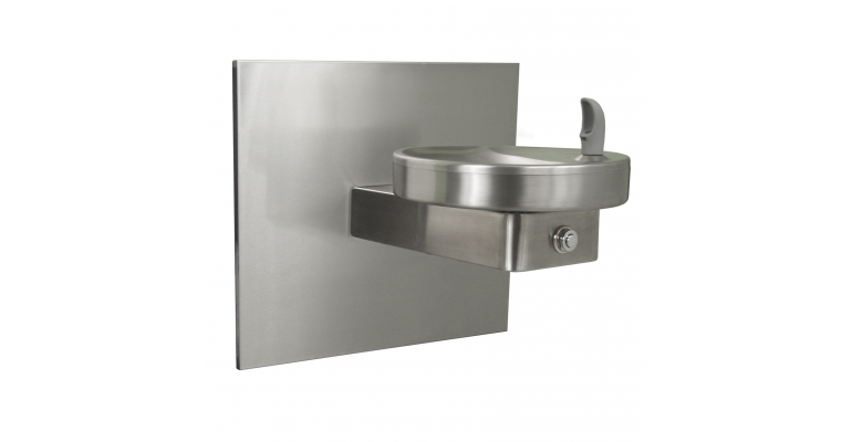 Drinking Fountain: KEML110R-STN - Franke