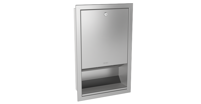Paper towel dispenser: RODX600E - Franke