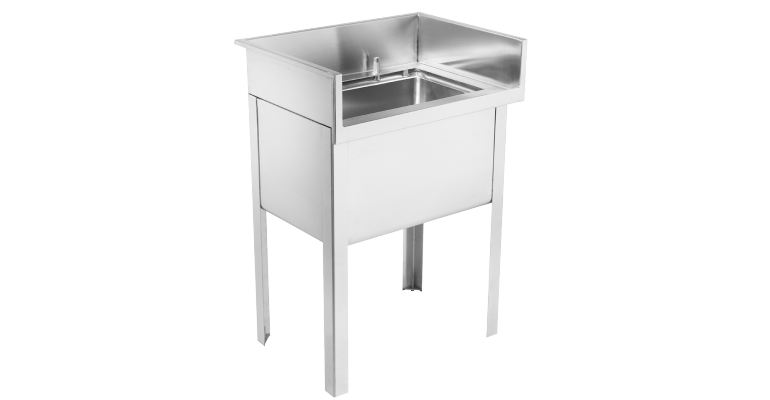 Sewage Sampling Sink: SSS1827 - Franke