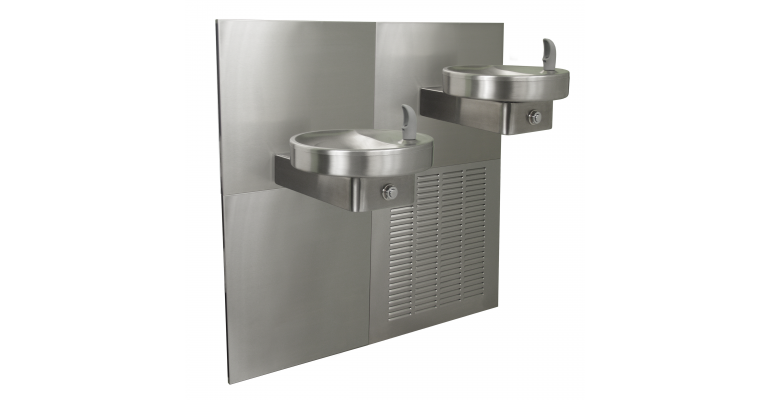 Drinking Fountain: KEM8CR-STN - Franke