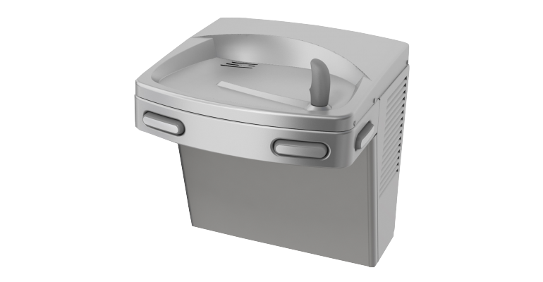 Chilled Drinking Fountain: KEP8AC-STN - Franke
