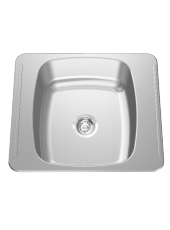Drop In Sink: LHS8608P-1 - Franke
