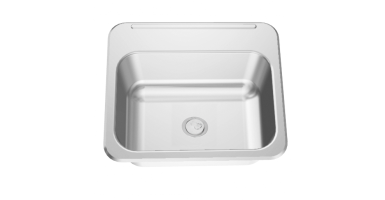 Drop In Sink: LBS9407/316P-3 - Franke