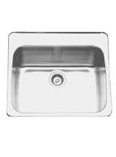 Drop In Sink: ALBS7306P-1 - Franke
