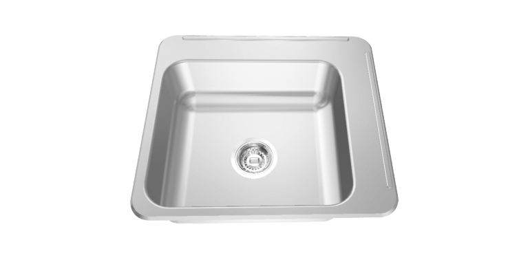Drop In Sink: ALBRS4606P-1 - Franke