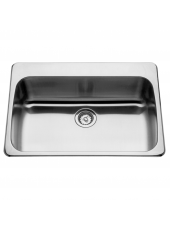 Drop In Sink: LBS7808P-1 - Franke