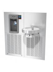 Chilled Drinking Fountain: KEM8-EBF-STN - Franke