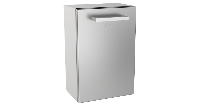 Sanitary towel and disposal bin: RODX611 - Franke