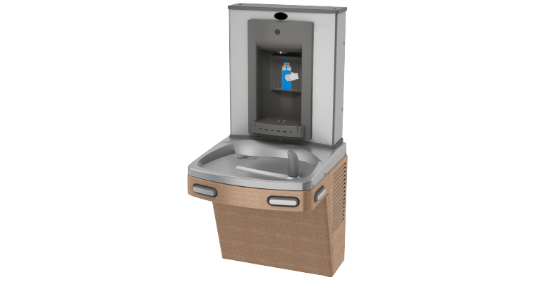 Drinking Fountain: KEPAC-SBF-SND - Franke