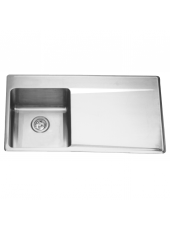 Drop In Sink: LBSDBR6408P-1 - Franke