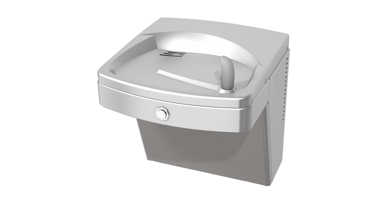Chilled Drinking Fountain: KEPV8AC-STN - Franke