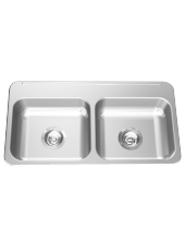 Drop In Sink: ALBD1305P-1 - Franke