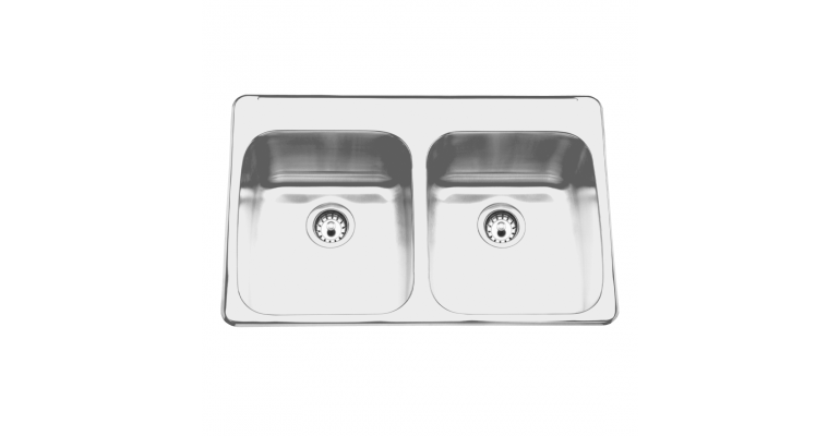 Drop In Sink: LBD7508P-1 - Franke