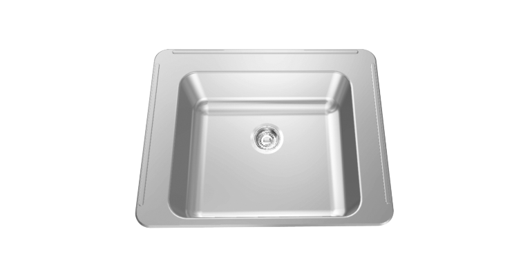 Drop In Sink: LBLRS7008P-1 - Franke