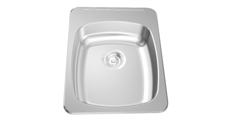 Drop In Sink: ALBS6405-1 - Franke