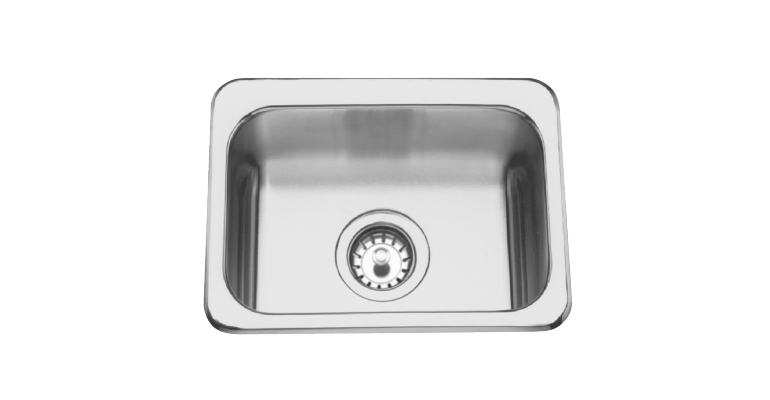Drop In Sink: S9407/316P-1 - Franke