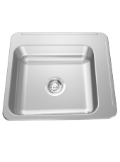 Drop In Sink: ALBRS4605P-1 - Franke