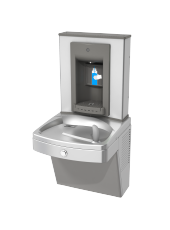 Chilled Drinking Fountain: KEPV8AC-SBF-STN - Franke