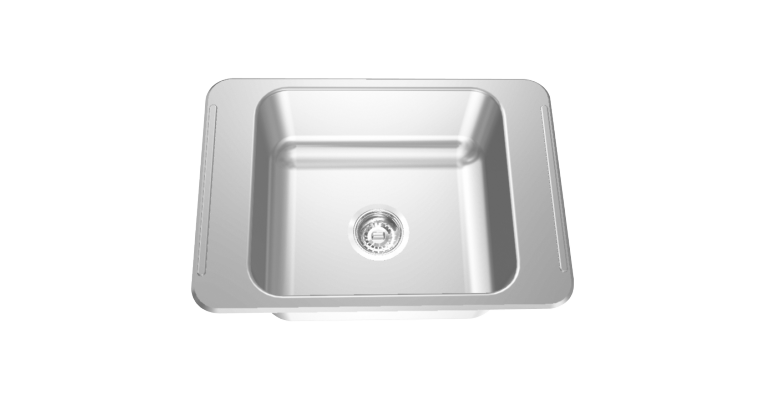 Drop In Sink: LHS4608P-1 - Franke