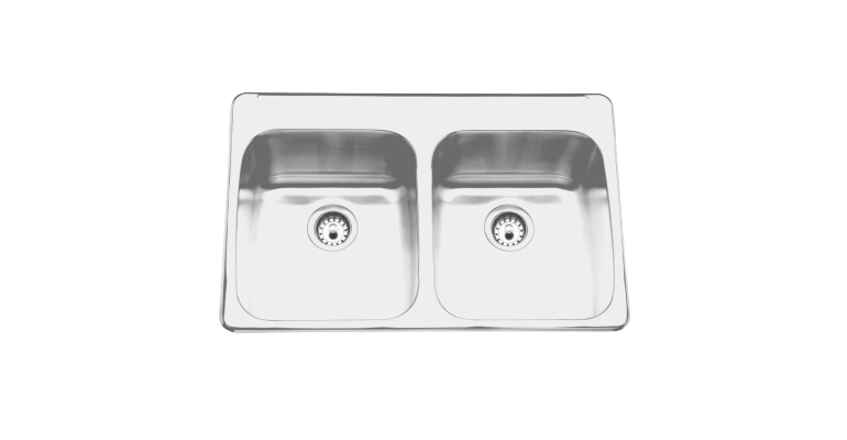 Drop In Sink: ALBD7506P-1 - Franke