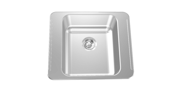 Drop In Sink: LHS6408P-1 - Franke