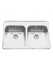 Drop In Sink: LBD7510P-1 - Franke