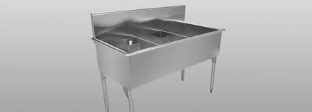 Industrial Sinks Canada : Franke offers a wide range of scullery sinks designed for use in food ...